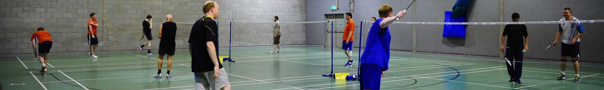 Four Oaks Badminton Club - Streetly